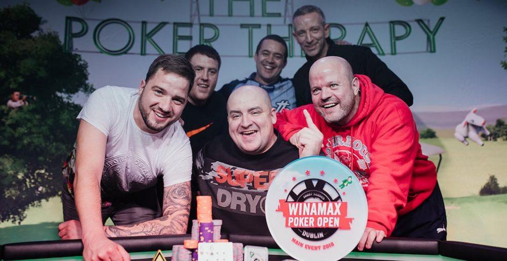 Retour l'événement principal du Winamax Poker Open Dublin